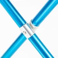 Vorschau: Helinox Speed Stool M - Falthocker black-blue - Bild 7