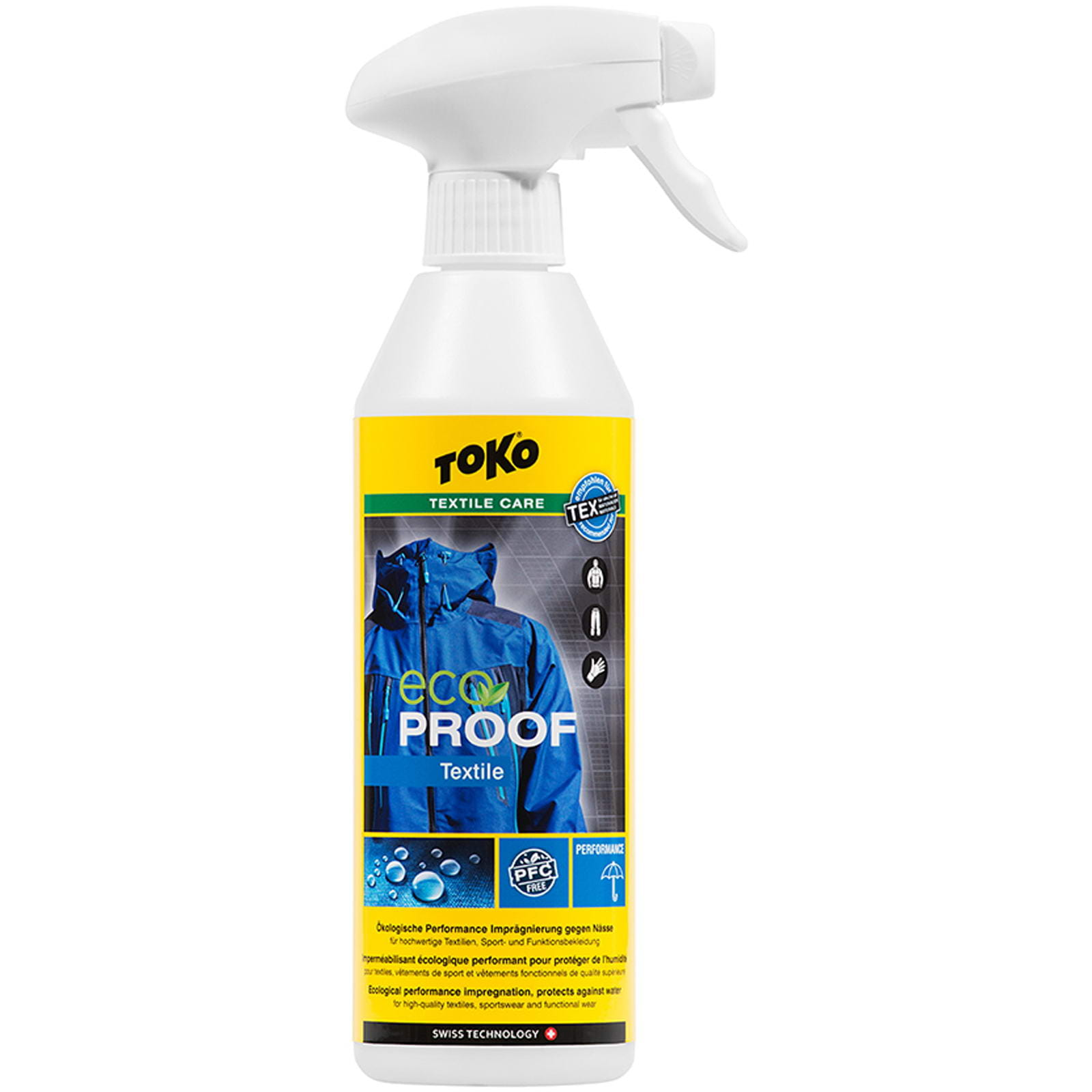 Toko Eco Textile Proof - Imprägnierung - 500 ml - Bild 1