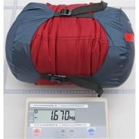 Vorschau: Wechsel Tents Stardust -5° M - Schlafsack red dahlia - Bild 2