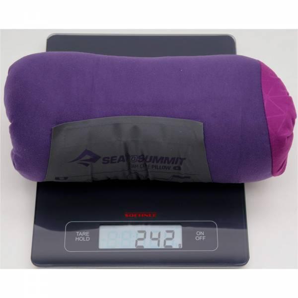 Sea to Summit Foam Core Pillow Regular - Kopfkissen - Bild 10