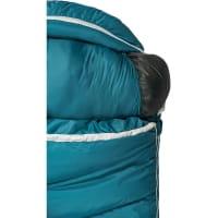 Vorschau: Grüezi Bag Biopod DownWool Subzero Comfort - Daunen- & Wollschlafsack autumn blue - Bild 12