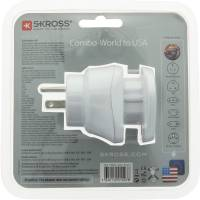 Vorschau: SKROSS Combo World to USA - Steckeradapter - Bild 7