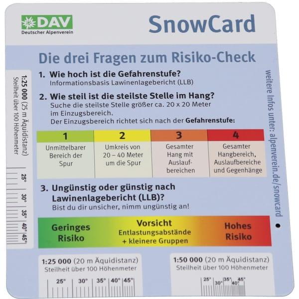 DAV Snowcard - Bild 2