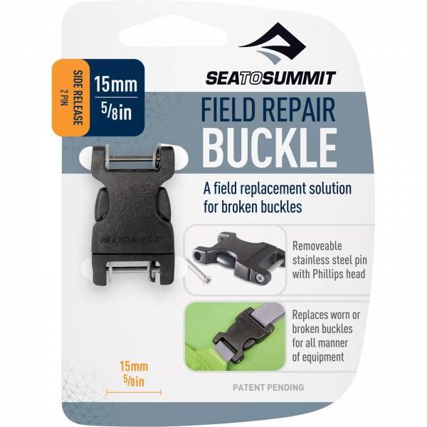 Sea to Summit Field Repair Buckle Side Release 2 Pin 15 mm - Gurtschnalle - Bild 1