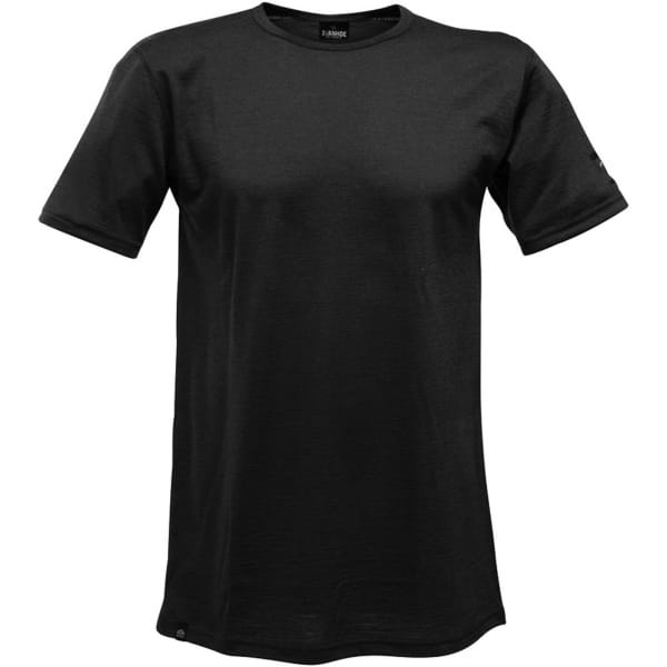 IVANHOE UW Agaton Man T-Shirt - Funktionsshirt black - Bild 1