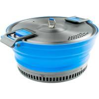 Vorschau: GSI Escape 2 L Pot - faltbarer Kochtopf blue - Bild 3