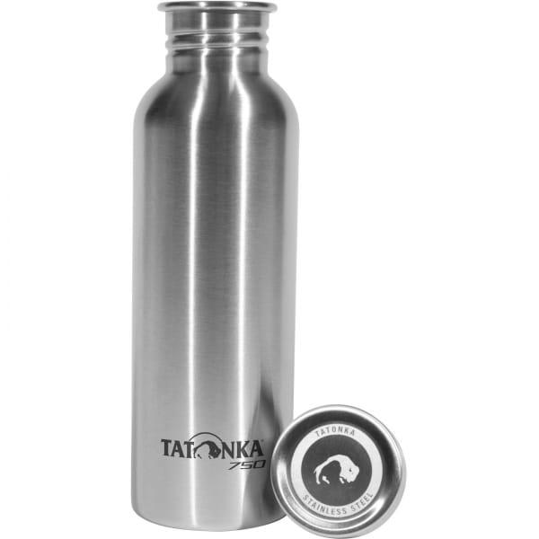 Tatonka Steel Bottle Premium 0,75 Liter - Trinkflasche - Bild 3