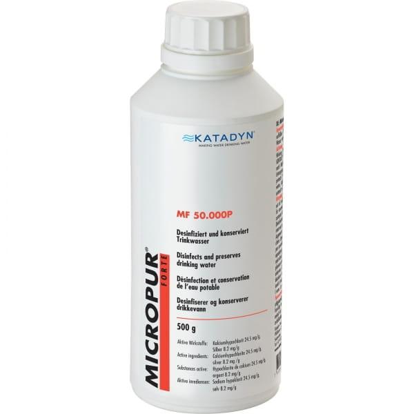 Katadyn Micropur Forte Pulver 500 g - Bild 2