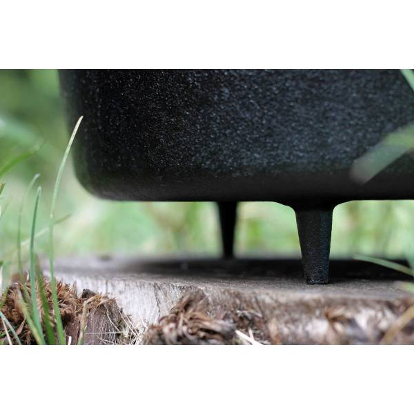 Petromax Feuertopf ft3 mit Füßen - Dutch Oven - Bild 5