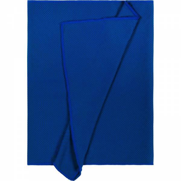 Basic Nature Sport Handtuch 30 x 100 cm blau - Bild 1