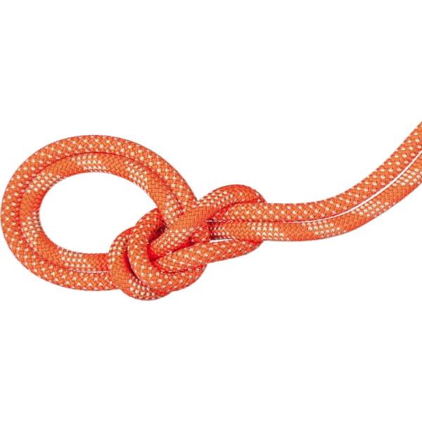 Mammut 9.8 Crag Classic Rope Duodess - Einfachseil vibrant orange-white - Bild 1