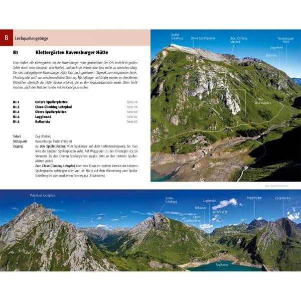 Panico Verlag Vorarlberg - Alpin-Kletterführer - Bild 5