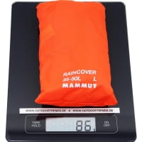 Vorschau: Mammut Raincover - Regenhülle vibrant orange - Bild 5