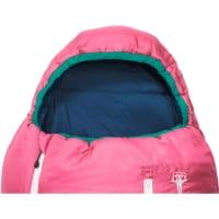 Vorschau: Grüezi Bag Biopod Wolle Kids World Traveller - Wollschlafsack claret red - Bild 17