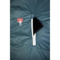 Vorschau: Grüezi Bag Biopod Down Hybrid Ice Cold - Daunen- & Wollschlafsack platin grey - Bild 10