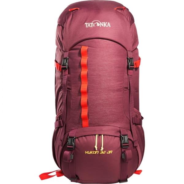 Tatonka Yukon 32 JR - Teenager-Trekkingrucksack bordeaux red - Bild 7