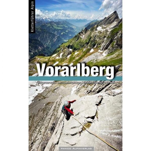 Panico Verlag Vorarlberg - Alpin-Kletterführer - Bild 1