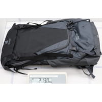 Vorschau: deuter Futura Air Trek 50 + 10 - Trekkingrucksack black-graphite - Bild 20