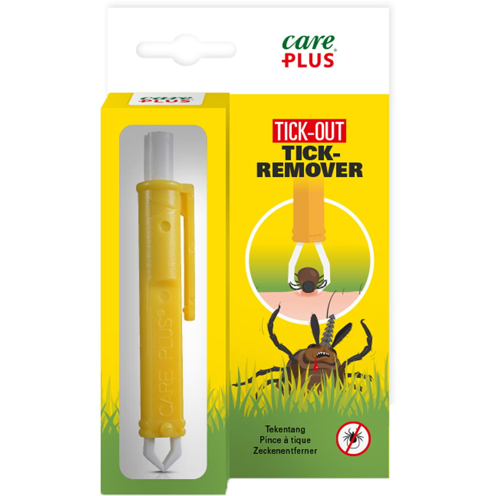 Care Plus Tick-Out Tick-Remover - Zeckenzange - Bild 2