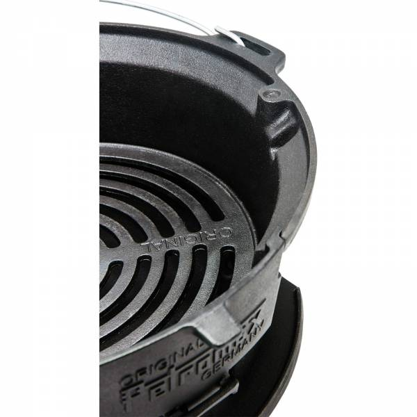 Petromax Feuergrill tg3 - Holzkohlegrill - Bild 4