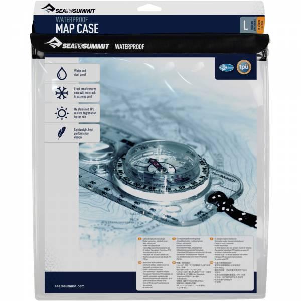 Sea to Summit Waterproof Map Case Large - Kartenschutzhülle - Bild 1