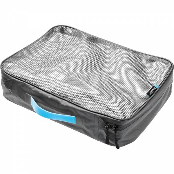 COCOON Packing Cube with Laminated Net Top L - Packtasche grey-blue - Bild 4