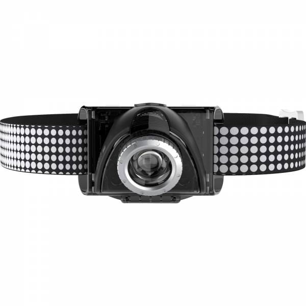 Ledlenser SEO 7R - aufladbare Stirnlampe schwarz - Bild 4
