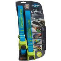 Sea to Summit Tiedown Strap Silicon Cover - 2 x 3,5 m blau-grün