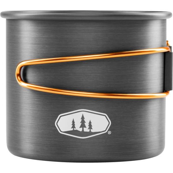 GSI Halulite 20 fl. oz Bottle Cup - Aluminium Becher grey - Bild 1