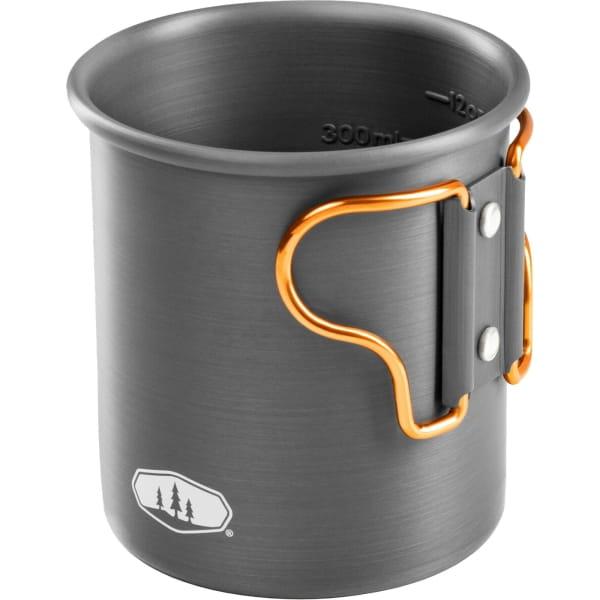GSI Halulite 14 fl. oz Cup - Aluminium Becher grey - Bild 2