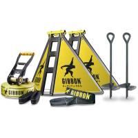 Vorschau: Gibbon Independence Kit Classic - Slackline-Garten-Set - Bild 2