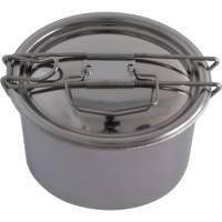 BEAVER BRAND Lunchbox Oval - Essenträger mit Einsatz