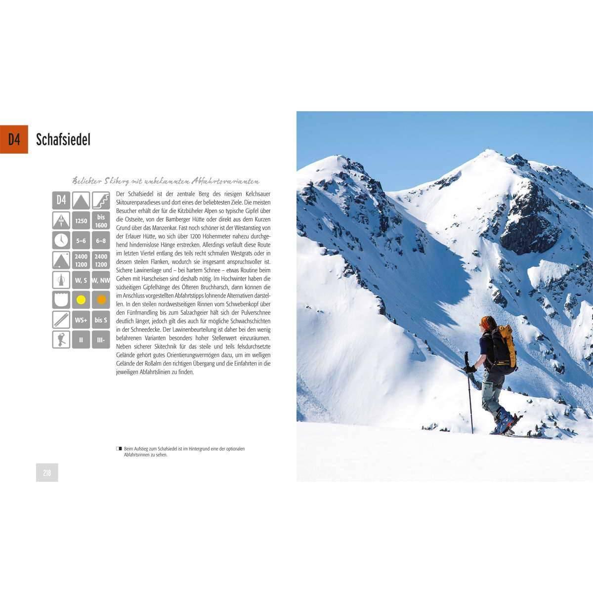 Panico Verlag Best of Skitouren - Band 1 - Bild 5