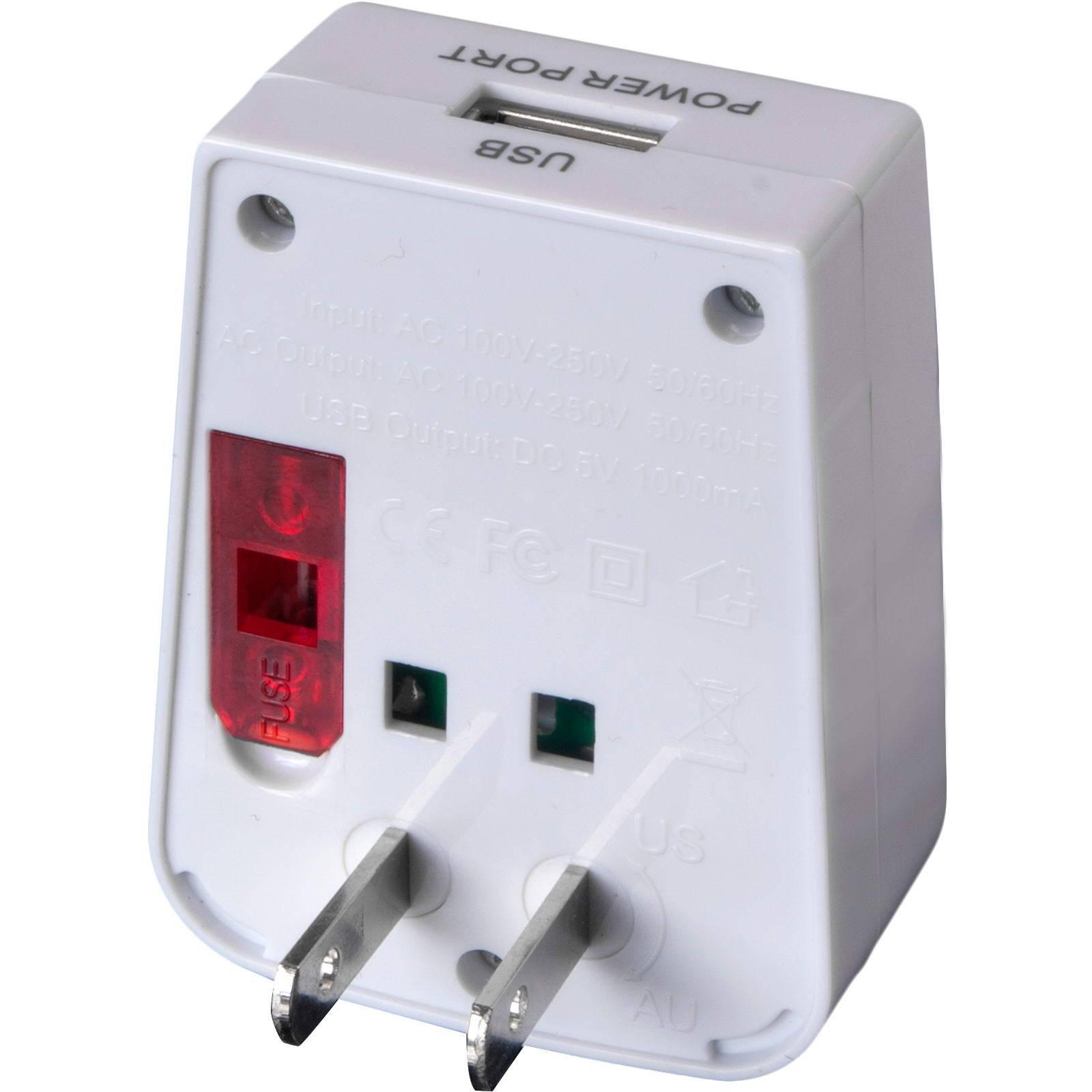 Relags Universal USB Steckeradapter - Bild 5
