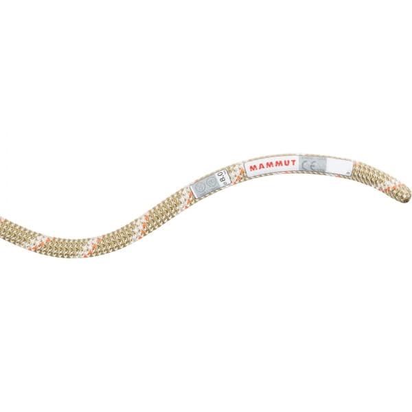 Mammut 8.0 Alpine Classic Rope - Zwillingsseil boa-white - Bild 2