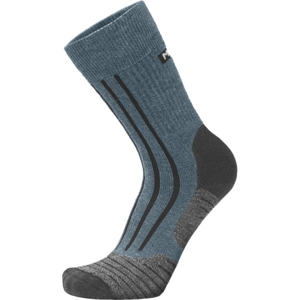 Meindl MT8 Men - Merino-Socken petrol - Bild 5