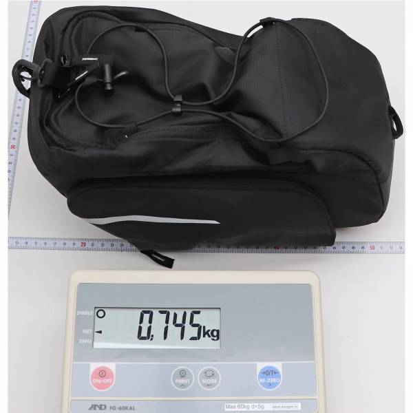 VAUDE Silkroad Plus (i-Rack) - Gepäckträgertasche - Bild 2