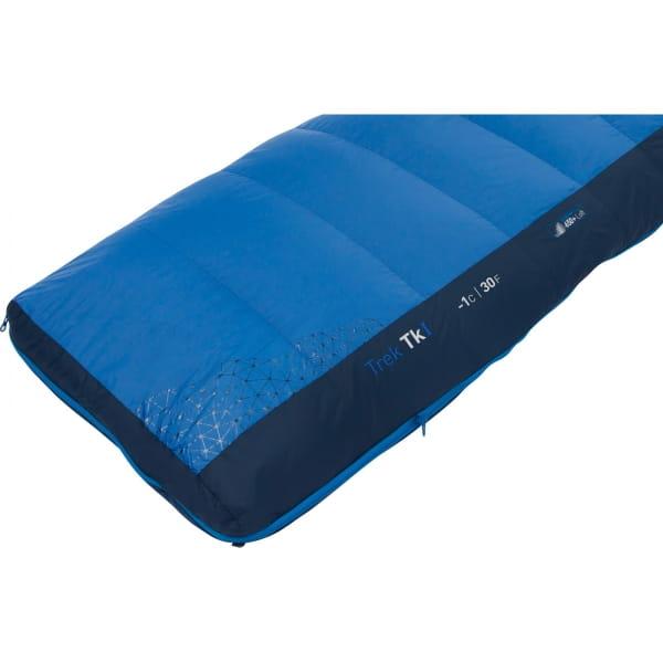 Sea to Summit Trek TkI - Schlafsack bright blue-denim - Bild 8