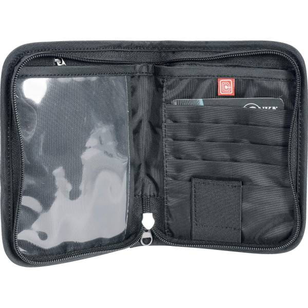 Tatonka Travel Zip M - RFID BLOCK - Dokumenten-Tasche black - Bild 3