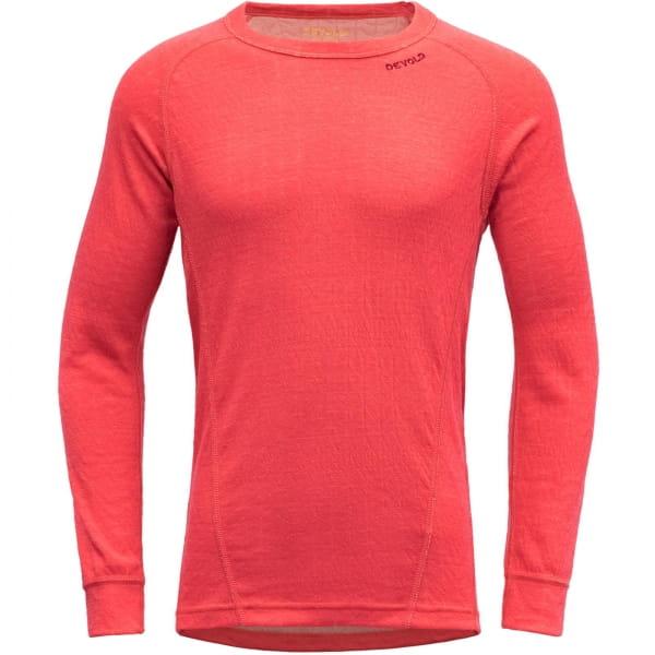 DEVOLD Duo Active Junior Shirt - Funktionsshirt poppy - Bild 2