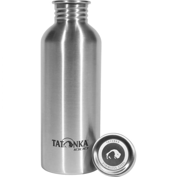 Tatonka Steel Bottle Premium 1 Liter - Trinkflasche - Bild 3