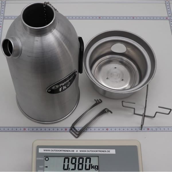 Petromax fk2 - 1,2 Liter Feuerkanne - Bild 3