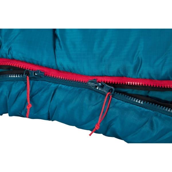 Wechsel Tents Dreamcatcher 0° M - Schlafsack legion blue - Bild 10
