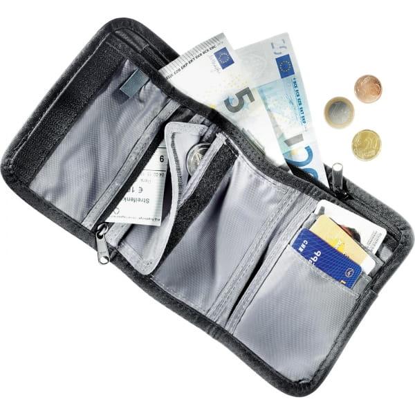deuter Travel Wallet - Geldbörse black - Bild 2