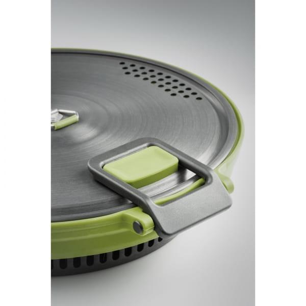 GSI Escape Set - faltbarer Kochtopf und Pfanne green - Bild 14