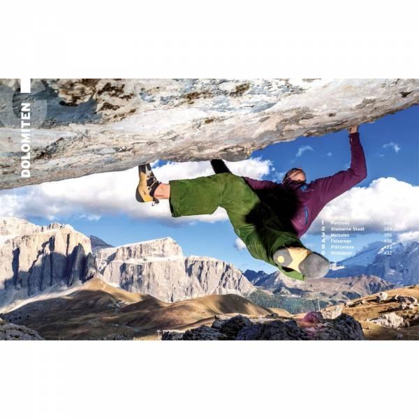 Panico Verlag Alpen en bloc - Band 2 - Boulderführer - Bild 3