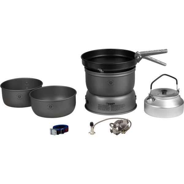 Trangia Sturmkocher Set groß - 25-4 HA - Gas - mit Wasserkessel - Bild 1