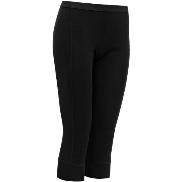 DEVOLD Hiking Woman 3/4 Long Johns - Unterhose black - Bild 1
