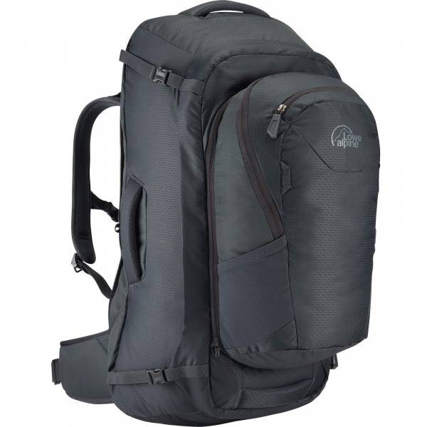 Lowe Alpine AT Voyager ND 50+15 - Koffer-Reiserucksack anthracite - Bild 1