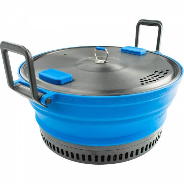 GSI Escape 2 L Pot - faltbarer Kochtopf blue - Bild 5